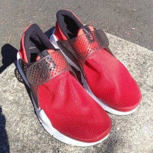 Nike Bright Red Sneakers